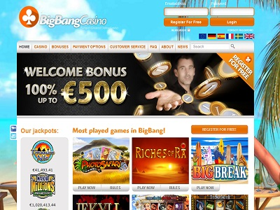 casino bang